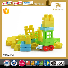 48pcs educational plastic blocks building toys for kids