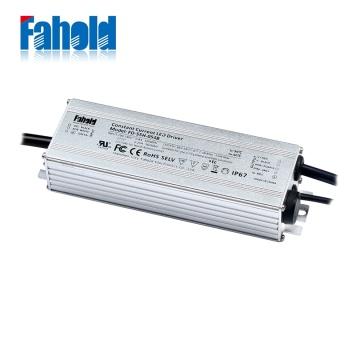 Conducteur de lumière électronique LED 50W pour extérieur