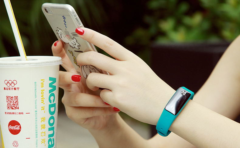 Heart Rate Monitor Sports Bracelet