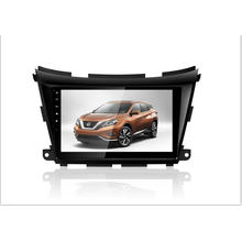 Yessun reproductor de DVD de coche de 10,2 pulgadas para Nissan Murano (HD1071)