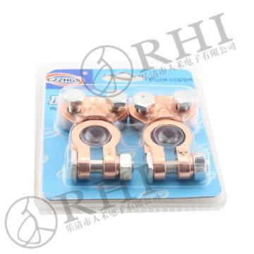 Hochwertige Zinklegierung Autobatterie Terminal-Typen