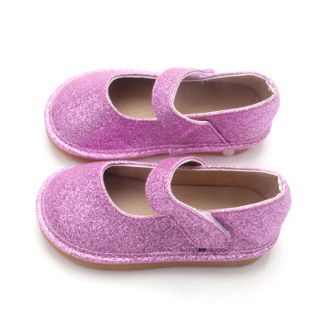 Gadis Lucu Classic Fesyen Toddler Baby Squeaky Shoes