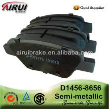 No noise Brake Pad D1456-8656 (OE NO.:5K0698451)