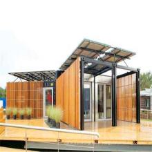 Villa préfabriquée de maison préfabriquée de luxe