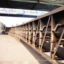 Pipe Conveyor System / Fördertechnik / Schüttgutförderung
