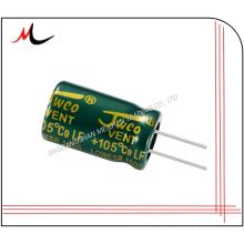 алюминиевый электролитический конденсатор 33 мкФ 16 В lowesr