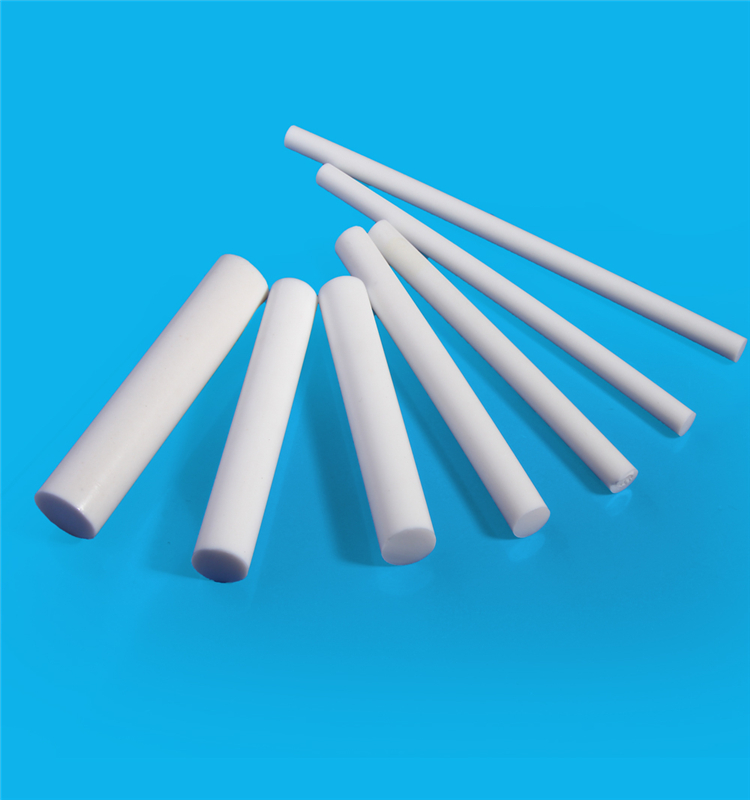 4mm Diameter PTFE Teflon Bar