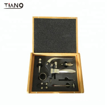 New Design Bamboo Wine Opener Set Professional Lever Corkscrew set