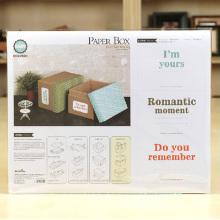 DIY Corrugated Paper Storage Box Kit
