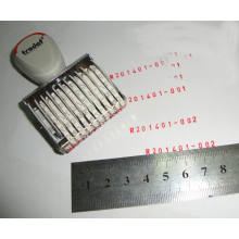 Custom Mini Self-Inking Automatic Date Stampers Time Stamp