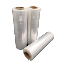 Pallet Wrap Film For Packaging transparent film Wrapping Film Roll for Hand or Machine Wrap