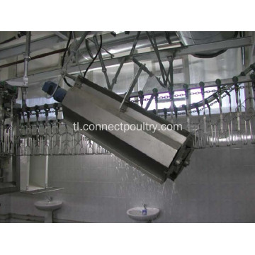 Chicken Conveyor Line Washer