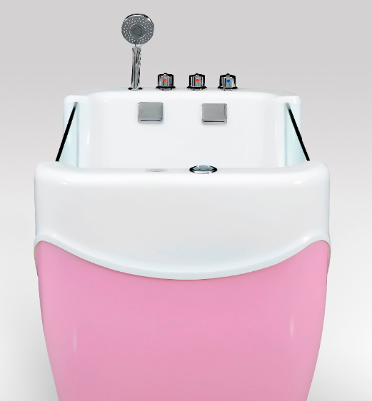 Plastic Pet Bath Tub