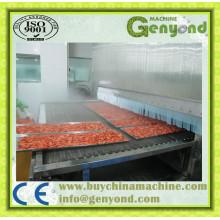 Máquina de congelação rápida da lagosta & do Crob