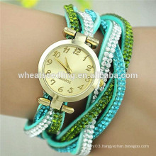 2015 Drills lint lady hot sale multialyer gift watch