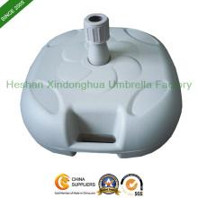 Kunststoff-Wasser-Basis für Outdoor-Sonnenschirm (PB-E)