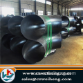 b16.9 90 degree butt weld seamless carbon steel elbow ASTM a234 wpb pipe fittings