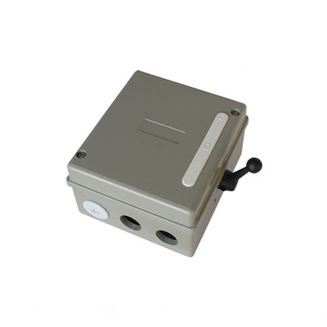 Manual Changeover Switch QS5 Cam Isolator Cam Starter3