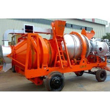 YHLB20 double Rollers asphalt concrete mixing machinery