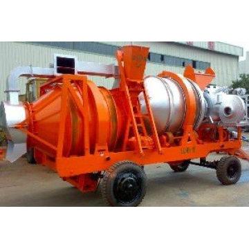 YHLB20 double Rollers máquinas para misturar betão asfáltico