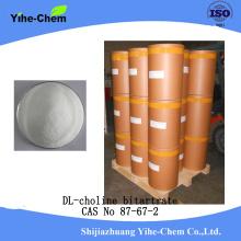 liefern L Cholinbitartrat DL-Cholinbitartrat