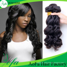 100% Unprocessed Brazilian Body Wave Remy Virgin Hair Human Hair Extension