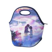Hot sale Japanese light lunch bags tote bag shopping handbag