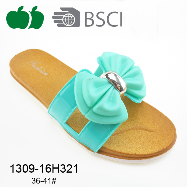 new design women pcu slipper