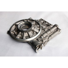 die casting part with CNC machining center