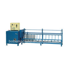 Flexible hose machine for cable casing