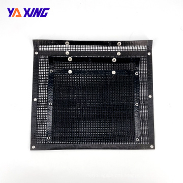 New design More durable Larger bag size fits more food Yaxing BBQ Grilling mesh Bags