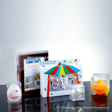 Clear Blister Pack for Gift or Craft (HL-173)