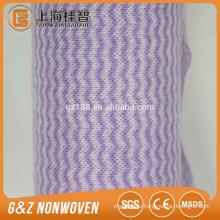Mesh Polyester Spunlace colorful spunlace nonwoven free sample unilever free samples