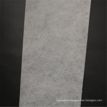 White Stitched Polyester Fbric