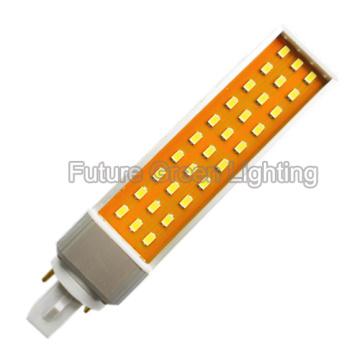 1200lm 85-265V Lampe LED G24 avec 50000 heures de vie (FG-PLG24 / E27-13W)