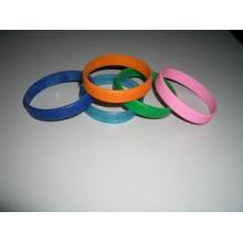 Pulsera de moda de silicona Rubebr