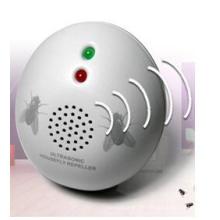 Elektronische Moskito / Fliegen / Kakerlake Repellent - Innensteckdose