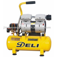 48dB noiseless oil free air compressor