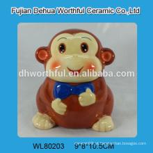 2016 Caixa cerâmica do bolinho do macaco da novidade