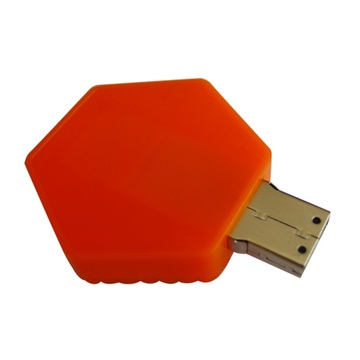 Regalo promocional rotatorio del disco flash del Usb del cubo 32GB