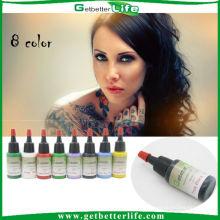 Fuente de Getbetterlife tinta de tatuaje por mayor, descuento kits de tinta de tatuaje barato