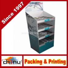 Cardboard Floor Display Cabinet (6127)