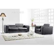 Móveis modernos de couro para sofás (610)