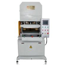 Machine de découpage en forme de plaque de nickel approuvée CE