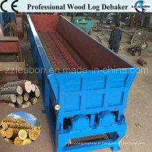 Machine d'ébavurage de bois à haute efficacité / débardeur