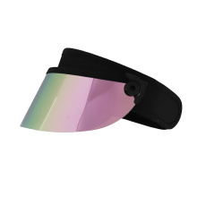 pvc Sun Visor Hat Outdoor protection Visor Cap