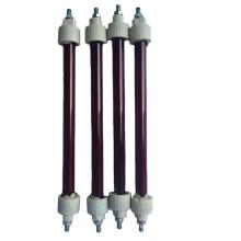 infrared quartz tube heating element 500W 800W 1000W 1200W 1500W  2000W 2500W 3000W for electrical household appliance