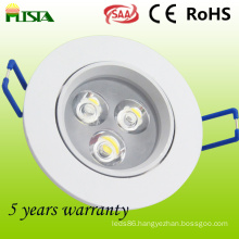 LED Recessed Lights with High Quality (ST-CLS-B01-3W)