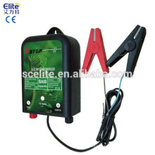 energizador de cerca eletrônico solar