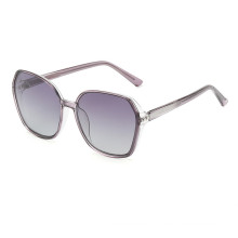 New fashion TR polarized protective customize women oversized sunglasses